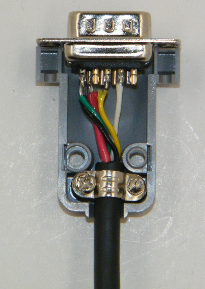 Oregon serial connector connecting m7 to garmin oregon