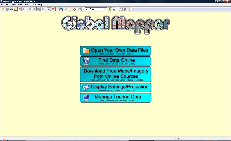 Global mapper ключ скачать