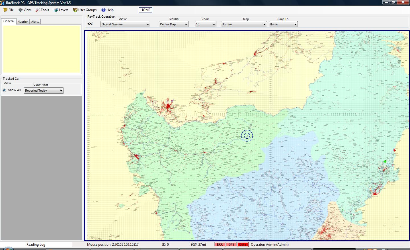 Convert Map Data Files To A RavTrack PC Map File - Gps map data