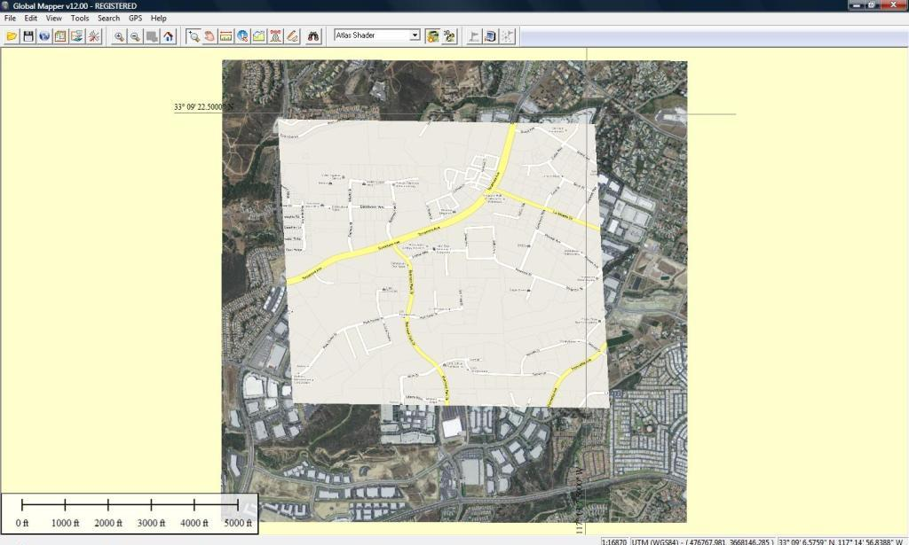 How to convert an image file to a Geotiff - GPS Tracking - RavTrack