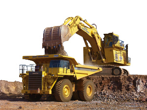 Track your mining equipment with GPS tracking solutions from RavTrack AVL.